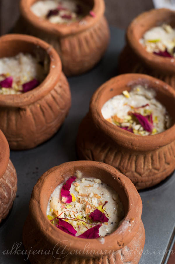 15 holi dessert recipes phirni is a easy traditional indian rice pudding like dessert which is prepared with full cream milk basmati rice and sugar as main ingredients recipe by forumfinder Image collections